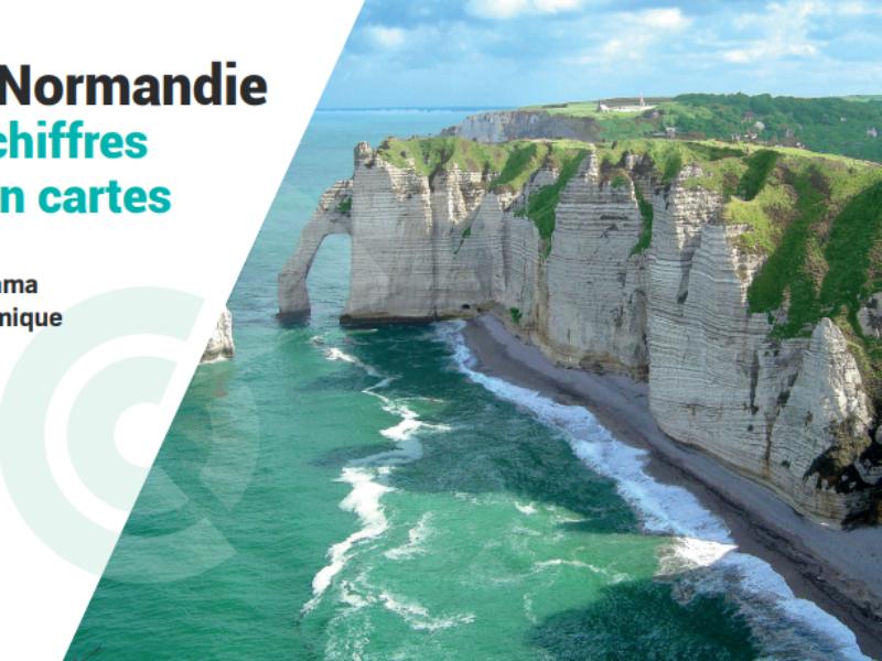 Découvrez la nouvelle édition du panorama économique à l'échelle de la Normandie.