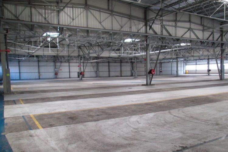 Bâtiment industriel / stockage à Hérouville Saint-Clair