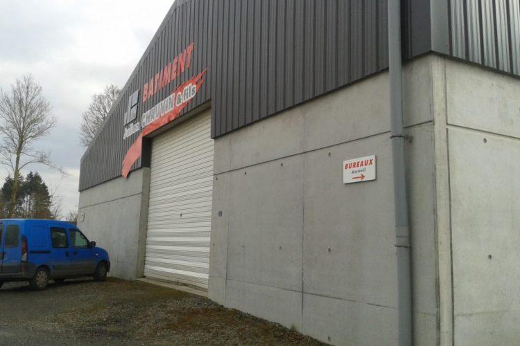 Location / Vente Bâtiment industriel/artisanal