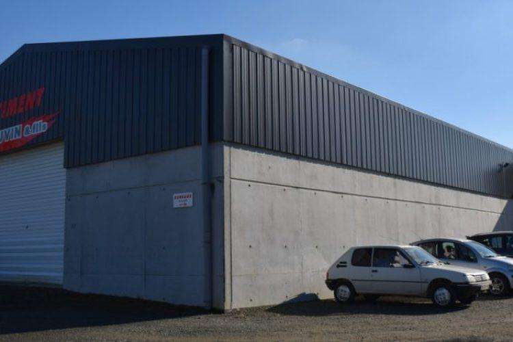 Location / Vente Entrepôt de stockage