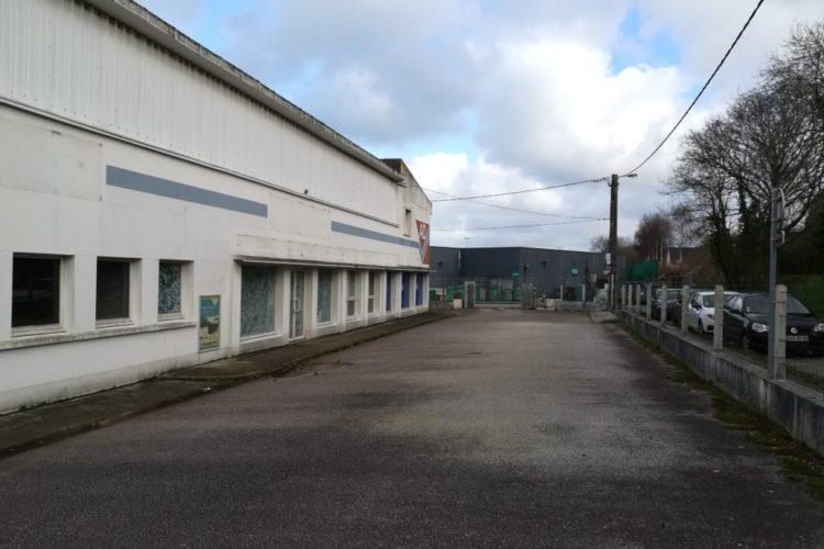 Bâtiment artisanal / industriel à Cherbourg-en-Cotentin
