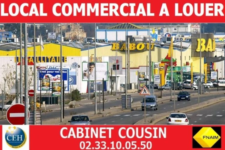 Location Local commercial