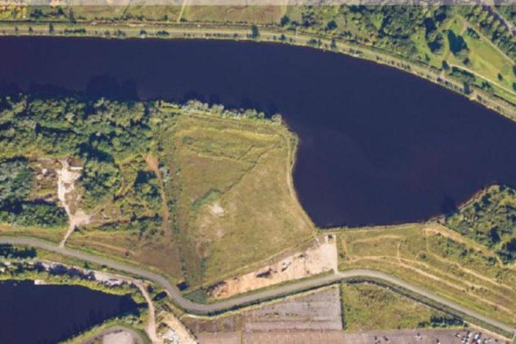Terrain 87 000m² le long du canal, Blainville sur orne