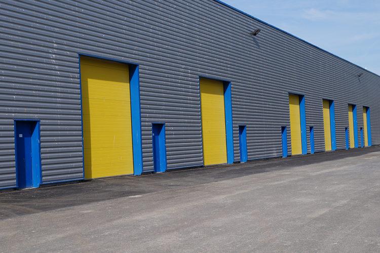 Entrepot ou atelier a louer Blainville sur Orne
