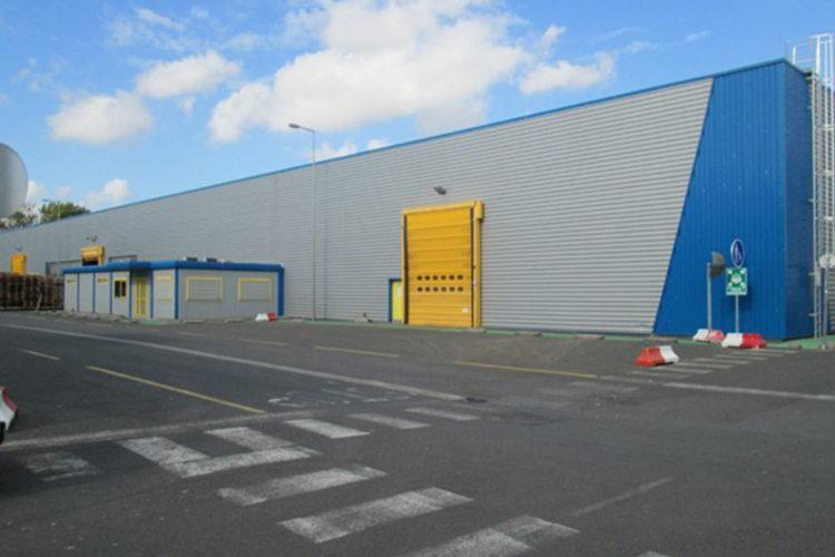 bâtiment industriel a louer Blainville sur Orne