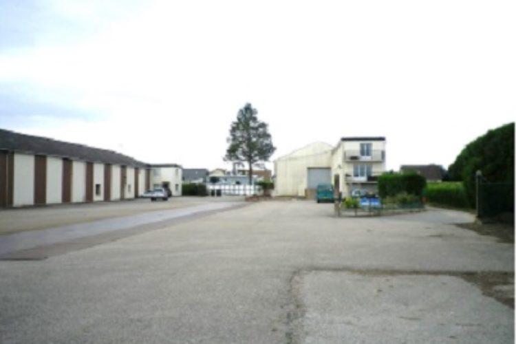 Location Entrepôt SAINT-NICOLAS-D'ALIERMONT