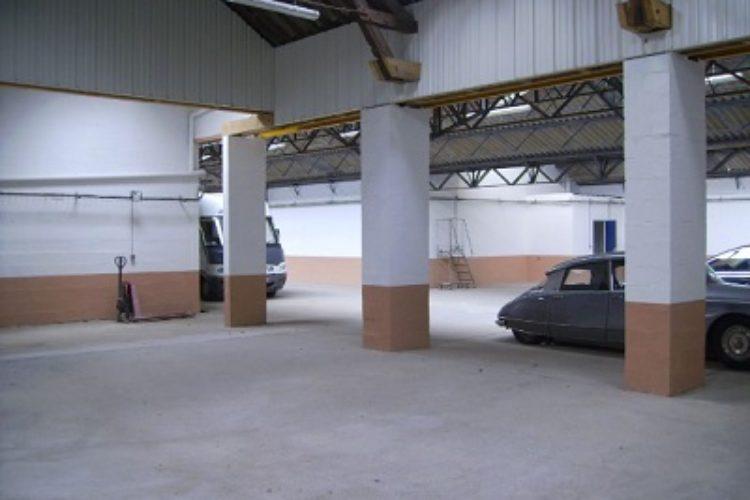 Location Local d'activité MONTVILLE