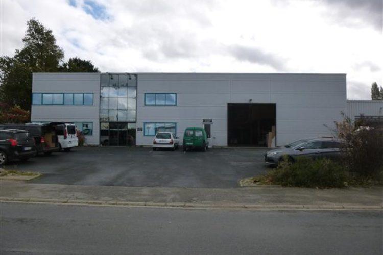 Location Bâtiment industriel/artisanal CHERBOURG EN COTENTIN – TOURLAVILLE