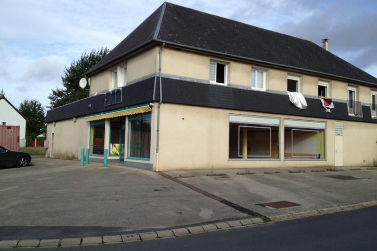 LOCAL COMMERCIAL FONTENAY-LE-MARMION – SANS DROIT AU BAIL
