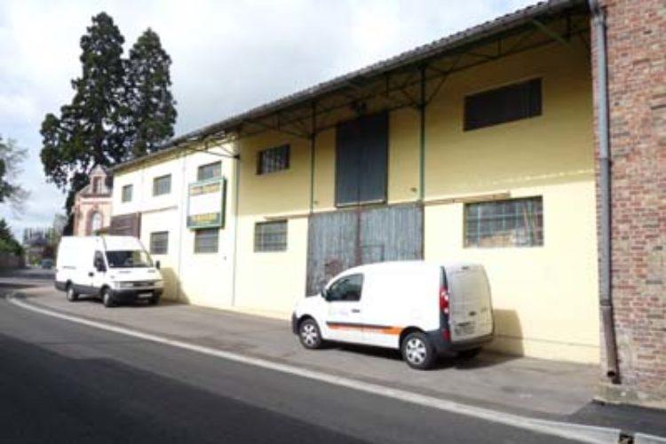 Location / Vente Local d'activité MESNIL-EN-OUCHE