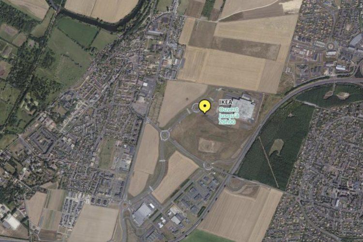 2 bureaux à louer (zone IKEA) à Fleury sur Orne