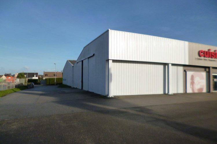 Location Entrepôt de stockage CHERBOURG EN COTENTIN – TOURLAVILLE