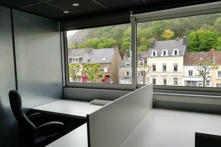bureaux zone franche