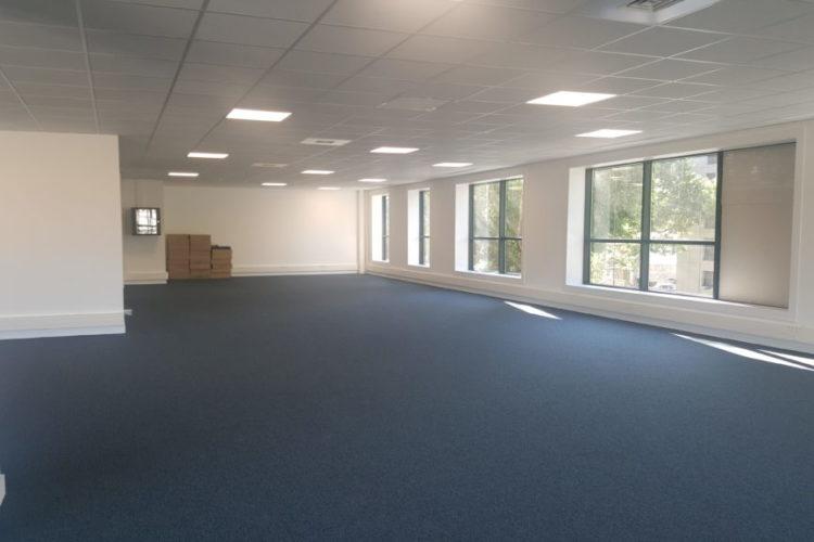 Bureaux – 328 m² – IMMEUBLE NEUF – ROUEN