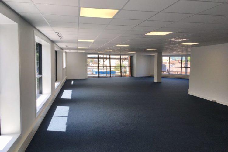 Bureaux – 326 m² – IMMEUBLE NEUF – ROUEN