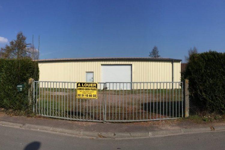 Bâtiment industriel et commercial Saint André sur Orne
