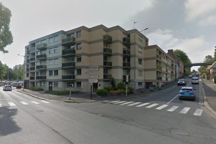 CENTRE-VILLE DE SAINT-LÔ – LOCAL – 70 M²