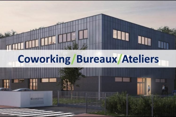 Programme Talentis: Bureaux et ateliers à louer au cœur de Rouen Madrillet Innovation