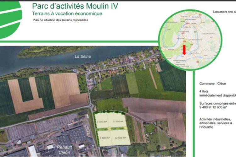 ZAE MOULIN IV – CLEON