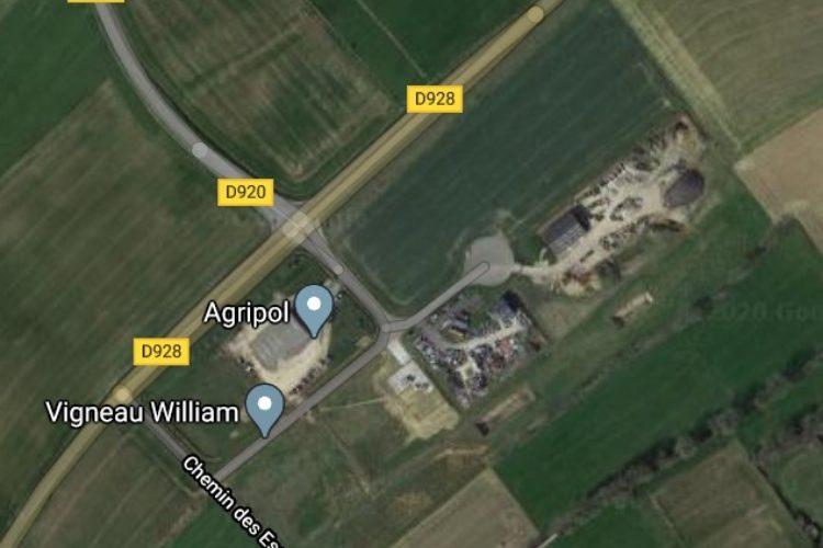 Zones d'activités  Callengeville – terrain à vendre