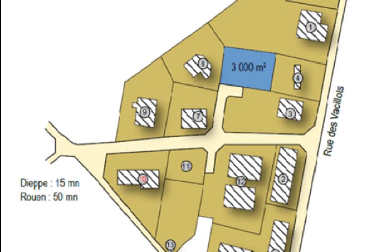 Zone Activités Activa 2000 – Saint-Nicolas-d'Aliermont Terrains à vendre