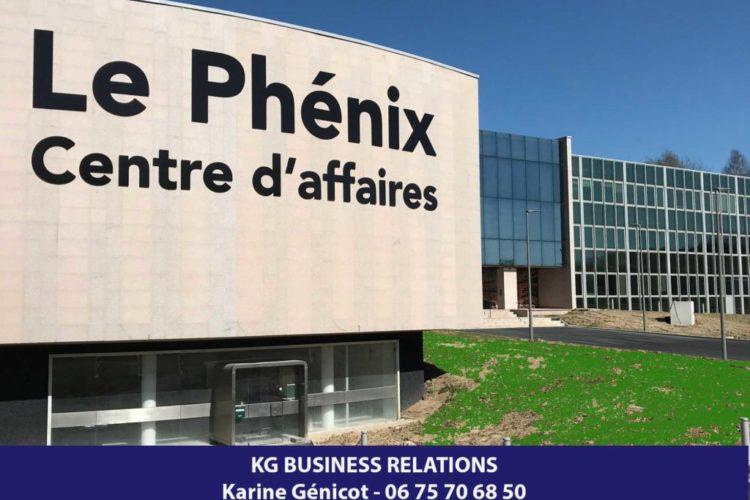 Centre d'affaires Le Phénix à Saint-Lô – Bureaux de 90 m2