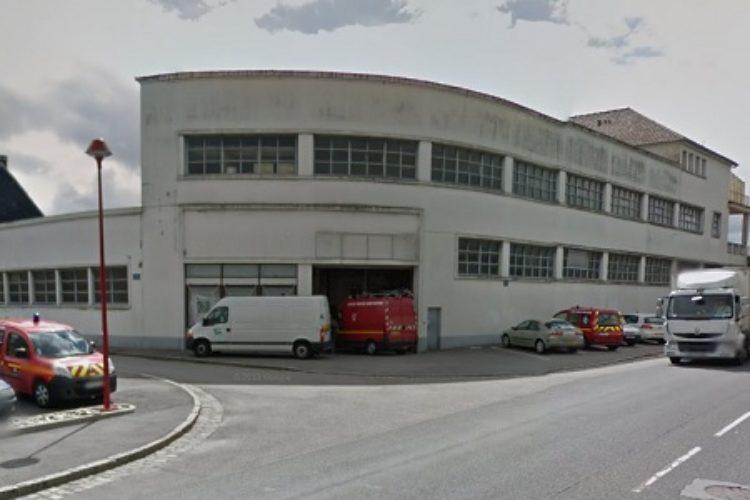 Vente Bâtiment industriel/artisanal