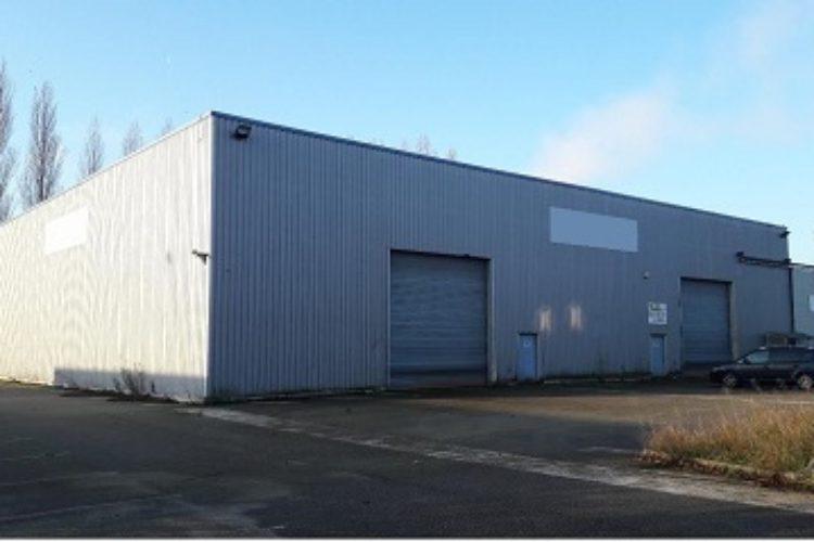 Location Bâtiment industriel/artisanal ST VIGOR D YMONVILLE