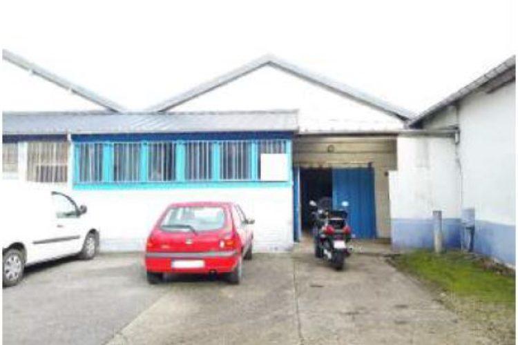 Location Bâtiment industriel/artisanal CANTELEU
