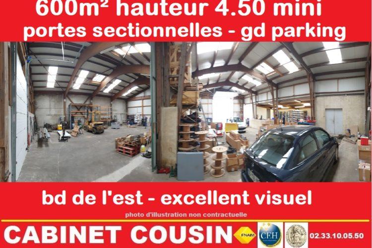 batiment stockage, ateliers, industriel à louer TOURLAVILLE