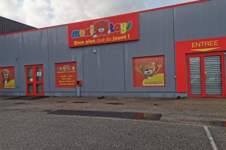 local commercial de 750 m²