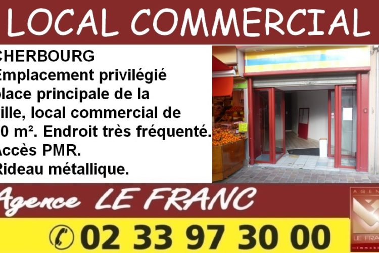 LOCAL COMMERCIAL 40 M²