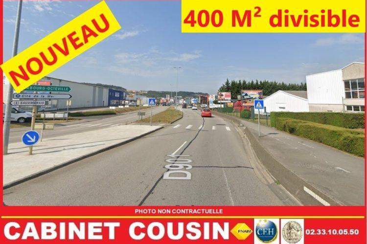 boulevard de l'est local 400 m²