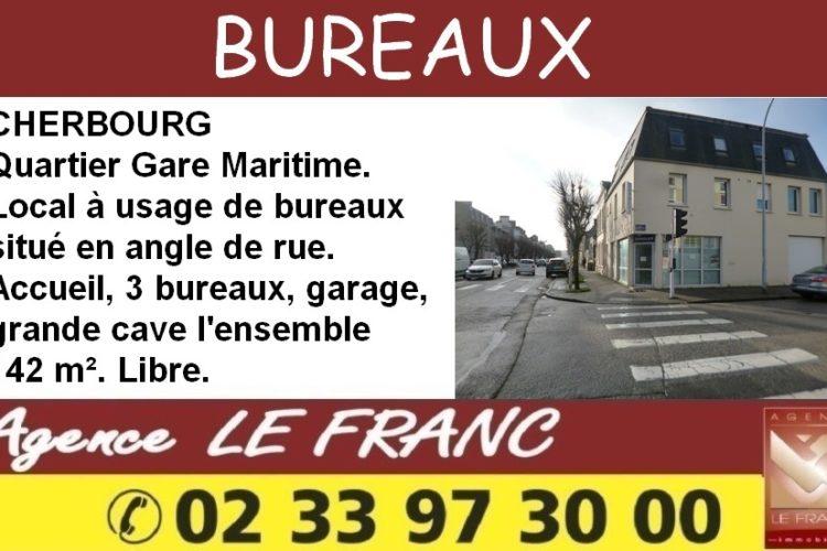 LOCAL A USAGE DE BUREAUX