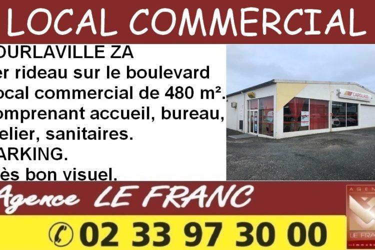 Bd de l'Est et rue des Métiers – ZA TOURLAVILLE