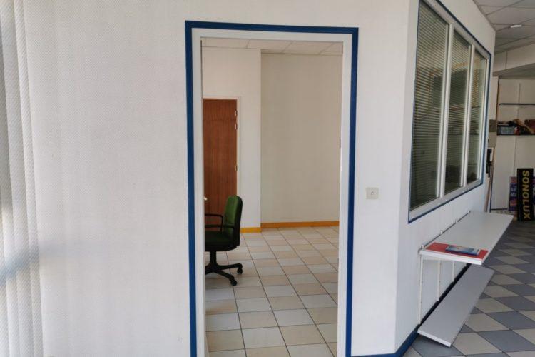 locaux de bureaux Cherbourg