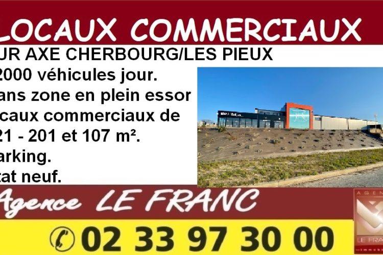 LOCAL DE 421 m² possibilité entrepôt, commerce ou artisanat