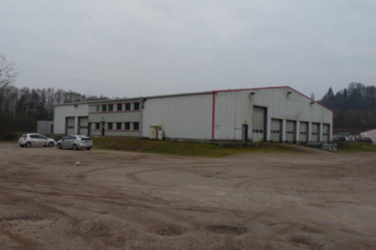 Location Local d'activité BERNAY