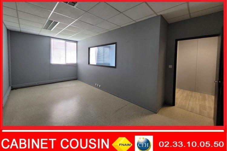 198 m² de bureaux à louer